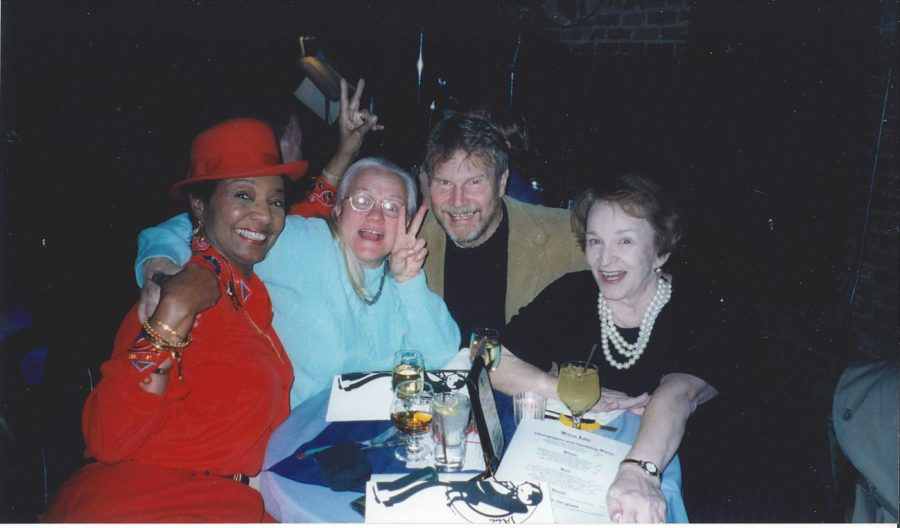 Isabel and Friends at Blues Alley