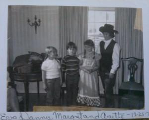 Cassidy kids, 1970