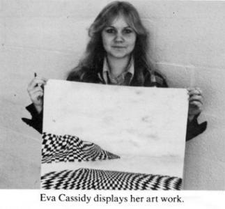 Eva in 1978