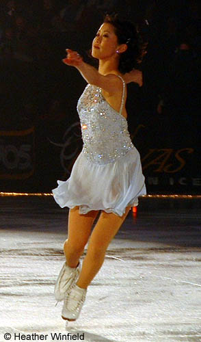 Kristi Yamaguchi Gold Medal Performance