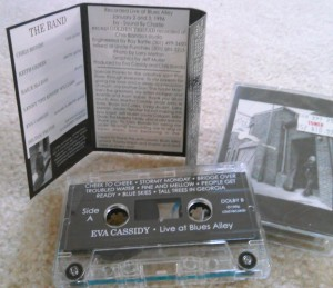 The album was released on cassette tape as well as compact disc.