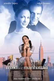 Poster for Maid in Manhattan